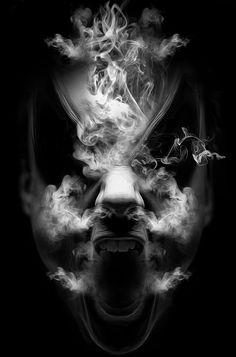 FANTASMAGORIK® SMOKER by obery nicolas, via Behance