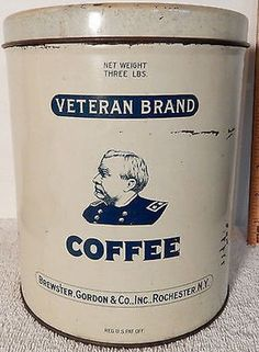 Veteran Brand Coffee