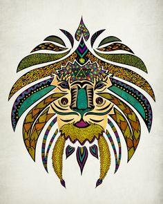 Emperor Tribal Lion