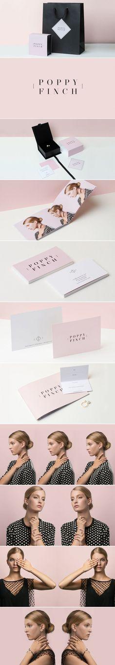 Poppy Finch — The Dieline | Packaging & Branding Design & Innovation News