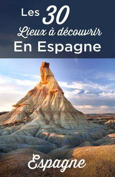 Visiter l'Espagne