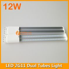 327mm LED 2G11 tube light