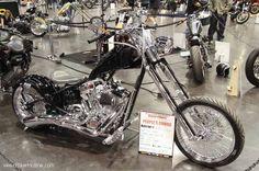 This 2010 Custom Chopper belongs to Ken O'Neal of Apple Valley, CA.