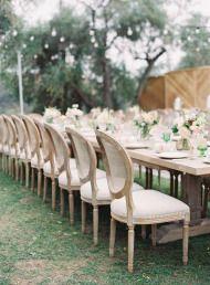Pastel Malibu Ranch Wedding - Style Me Pretty
