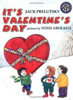 It's Valentine's Day - AU Juvenile PS3566.R36 I85 1996  - check availability @ https://library.ashland.edu/search/i?SEARCH=068814652x#