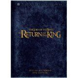 The Lord of the Rings: The Return of the King (Platinum Series Special Extended Edition) (DVD)By Elijah Wood