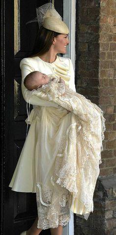 Catherine & George