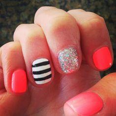 Vacation nails!