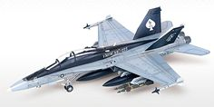 """#NEW #F/A-18D #HORNET """"U.S. Marine Corps"""" 1/72 #Academy Model Kit #Fighter Airplane   http://www.stylecolorful.com/new-f-a-18d-hornet-u-s-marine-corps-1-72-academy-model-kit-fighter-airplane-12422-aircraft/"""