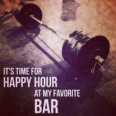 We'll see you at the bar tonight!