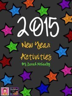 New Year's Activity