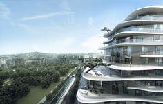 MAD comes to Europe - Wohnungsbau in Paris vorgestellt