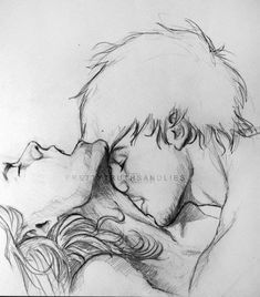 Image in Harry, Larry and Lou collection by lemonade One Direction Drawings, One Direction Art, Girl Drawing Sketches, Art Drawings, Larry Shippers, Romance Art, Harry Styles Pictures, Louis And Harry, Wattpad