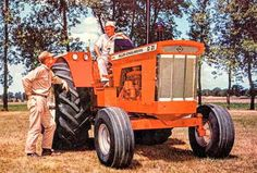 Allis-Chalmers D-21...so timeless