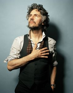 There's something about Wayne Coyne.