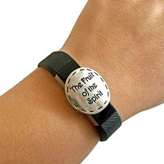 Charm to Accessorize the Fitbit Flex and Other Fitness Trackers  The FRUIT OF THE SPIRIT Engraved Silver Charm to Dress Up Your Favorite Fitness Tracker Silver Fitbit Alta ** Check out this great product.