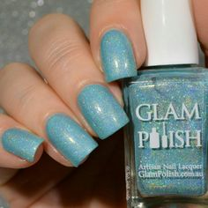 Glam Polish The King Collection - It's Now Or Never