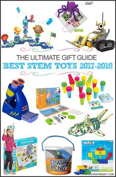 best stem toys 2017 to 2018 for toddlers kids