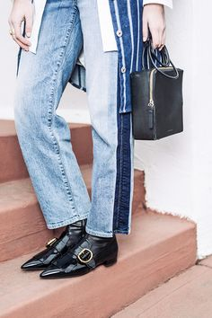 Ready to step up your layering game? Click here for tips from our very own editor in chief. #ad