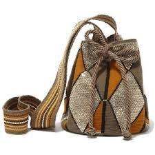 Resultado de imagen para mochilas wayuu silvia tcherassi