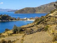 destinos baratos - Titicaca, Bolívia