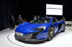 McLaren 650 S, Salone di Ginevra 2014 - 03