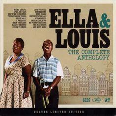 LA BOUTIQUE: ELLA FITZGERALD % LOUIS ARMSTRONG