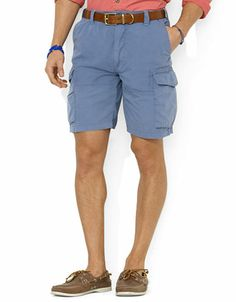 Brands | Shorts & Swimwear | Relaxed-Fit Corporal Cargo Shorts | Lord and Taylor