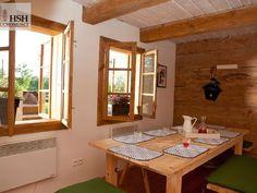 dom, Bratucice, Chata z bali 115 m2 w bardzo klimatycznym miejscu - otoDom.pl