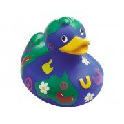 Bud Luxury Global Peace Large Rubber Duck