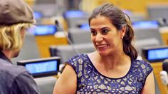 Maysoon Zayid, a Palestinian-American actress and comedian who has cerebral palsy, has received a barrage of hateful comments online since making her television debut. Watch the video for more of Maysoon's inspiring words and why she says social media empowers bullies.