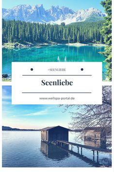 Seenliebe auf #Reisen Welches ist Dein #Lieblingssee? Unterwegs an den #Seen in #Bayern #Deutschland und der Welt. Das heißt #Seenliebe für Genuss, Ruhe und Entspannung. Besonders die Natur um das Thema #See hat es uns angetan. #Reise #Travel #Urlaub #Genussreisetipps