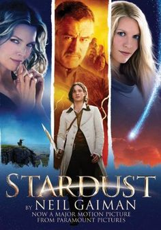 Stardust, 2007! Seriously, so much greater a movie than I ever thought! Very good!