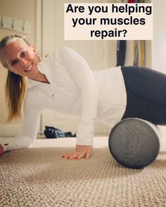 💫What are you doing to help your muscles repair from your workouts? Are you helping them repair? Iyengar Yoga, Ashtanga Yoga, Vinyasa Yoga, Stretches For Flexibility, Stretching, Foam Roller Exercises, Foam Rolling, Rest Days, Muscle Recovery