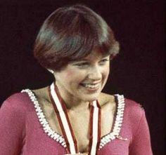 Dorothy Hamill, Olympic gold medalist