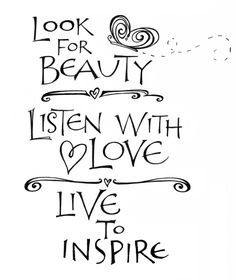 Zenspirations - Gallery - MeaningfulMessages...love it