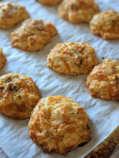 Gluten Free Cheddar Bay Biscuits: Gum Free and Perfectly Seasoned