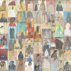 Scott Bergey, The People Want To Know on ArtStack #scott-bergey #art