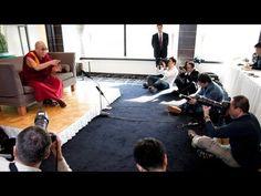 Press Meeting in Yokohama Japan with His Holiness the Dalai Lama 11/5/12