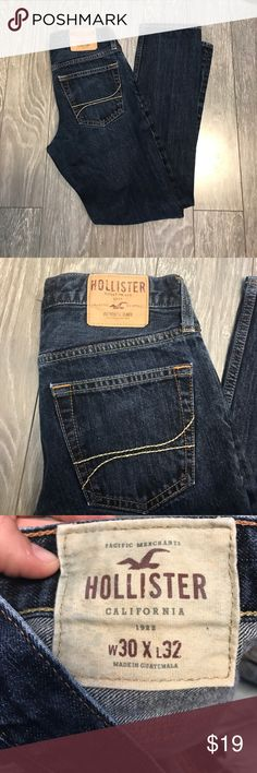 Hollister jeans Hollister jeans length 32 Hollister Jeans