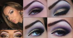 Christmas gold http://www.makeupbee.com/look.php?look_id=74336