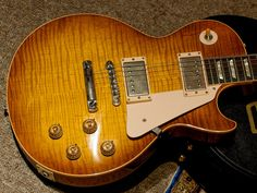 1959 Gibson Les Paul Sunburst...Holy Grail of all Les Paul ... gotta have this one!