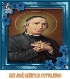 Leamos la BIBLIA: San José Benito de Cottolengo