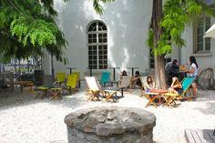 Café A Bars Cafés en terrasse Canal Saint-Martin