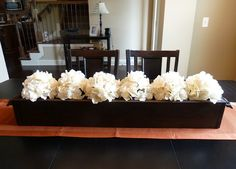 love the DIY centerpiece!  from Cookin' Cowgirl: Home Improvement