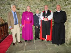 Archbishop of Armagh joins Bishop of Cork in Crookhaven 300 Celebrations Armagh, Cork, Celebrations, Fashion, Moda, Fashion Styles, Corks, Fashion Illustrations