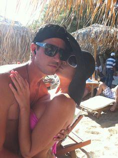 Τζούλια Αλεξανδράτου - Παράφορα ερωτευμένη στη Μύκονο! : Celebrity News - yupiii.gr