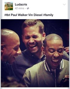 Paul Walker,Vin Diesel and Ludacris Fast And Furious Cast, The Furious, Cody Walker, Rip Paul Walker, Dwayne The Rock, Michelle Rodriguez, Vin Diesel, Paul Walker Tribute, Paul Walker Movies