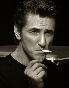 Sean Penn, Details, Malibu, 1995 / by Albert Watson