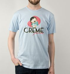 And now if we just add a little...creme fraiche...oh yeah.  For all the Randy Marsh lovers out there...